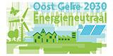 Logo Oost Gelre Energieneutraal 2030