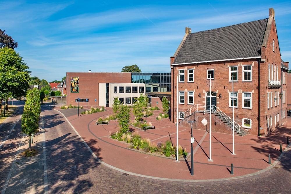 Gemeentehuis in Lichtenvoorde